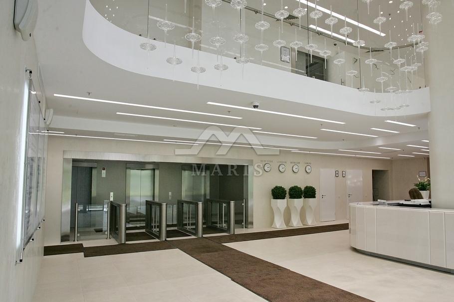 Бизнес центр пулково